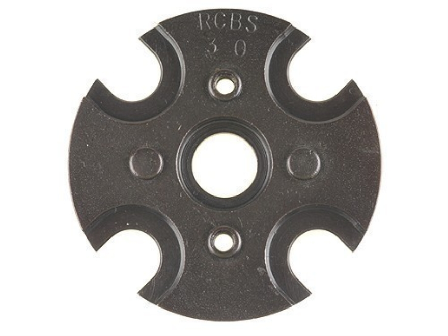 RCBS Auto 4x4 Progressive Press Shellplate #4 (7mm Remington Magnum, 300 Winchester Mag...