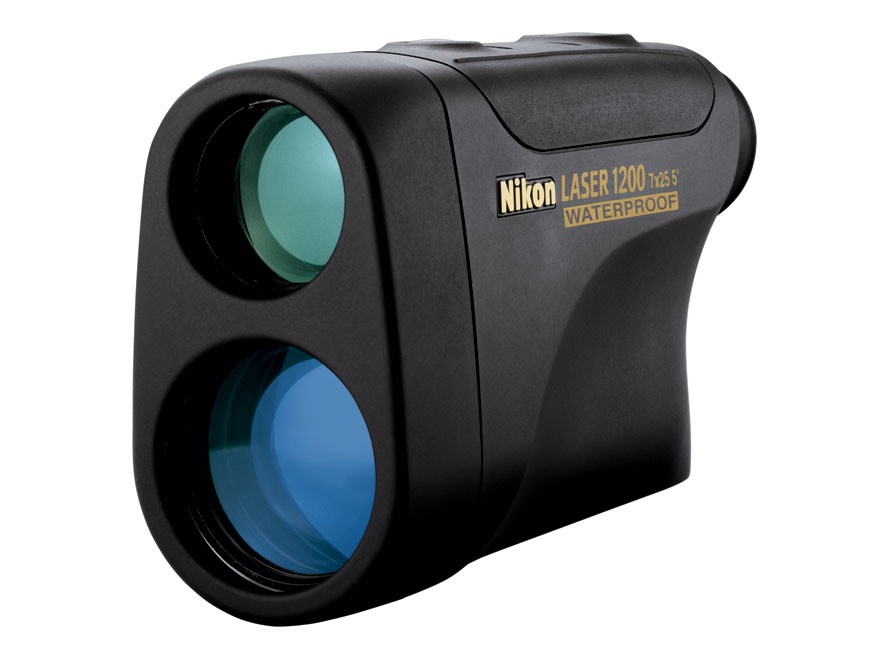 Nikon Monarch Gold Laser1200 Rangefinder 7x Black