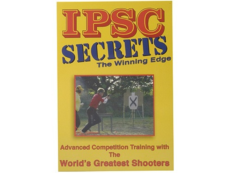 "Gun Video ""IPSC Secrets: The Winning Edge"" DVD"