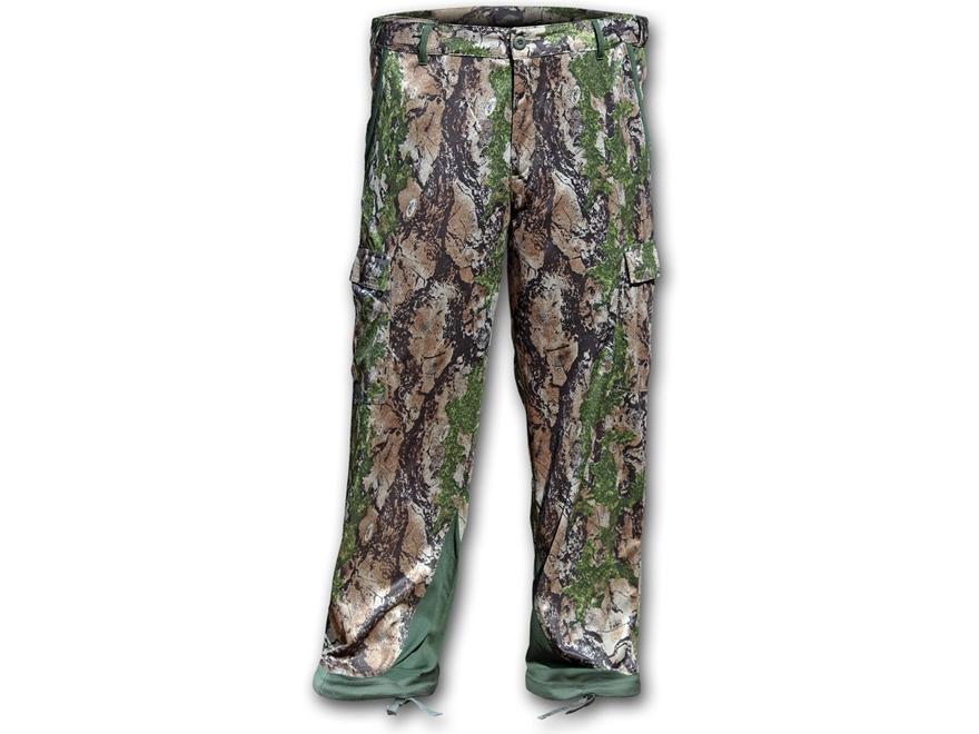 Natural Gear Men's Cool-Tech Performance Pants Polyester Natural Gear SC II Camo