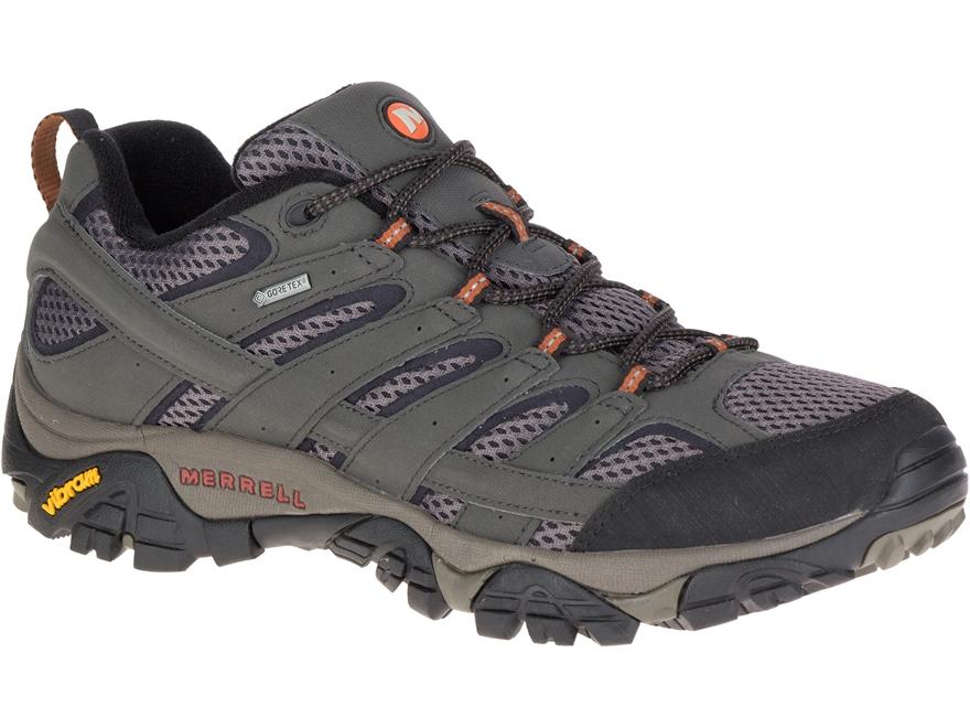 "Merrell Moab 2 Gore-Tex 4"" Waterproof Hiking Shoes Leather/Nylon"