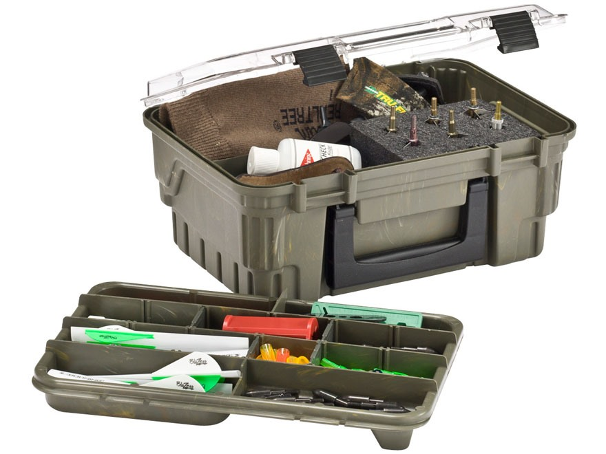 Plano Archery Accessory Box Polymer Camo