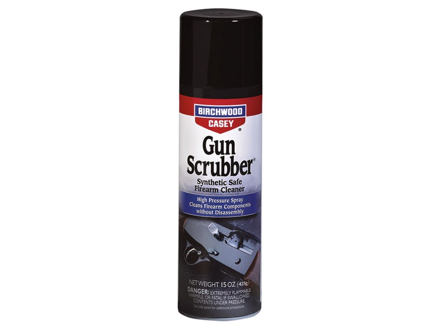 Birchwood Casey Gun Scrubber Synthetic Safe Cleaner Aerosol