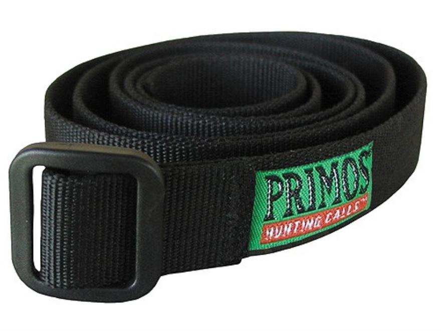 "Primos Web Adjustable Belt 1"" x 57"" Nylon Black"