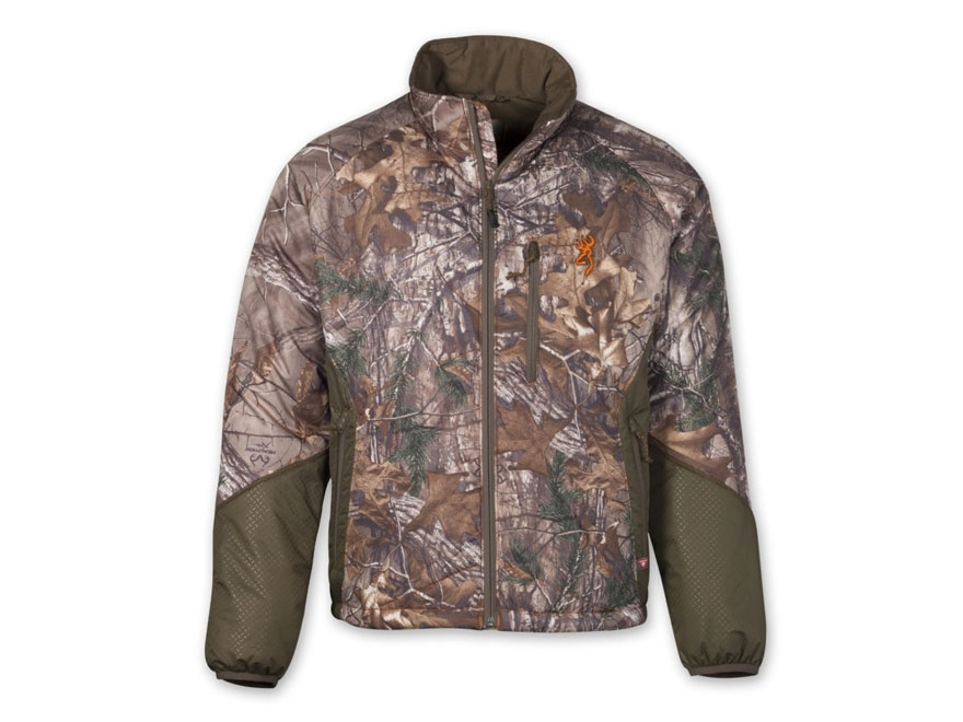 Browning Men's Hell's Canyon PrimaLoft Insulated Jacket Polyester