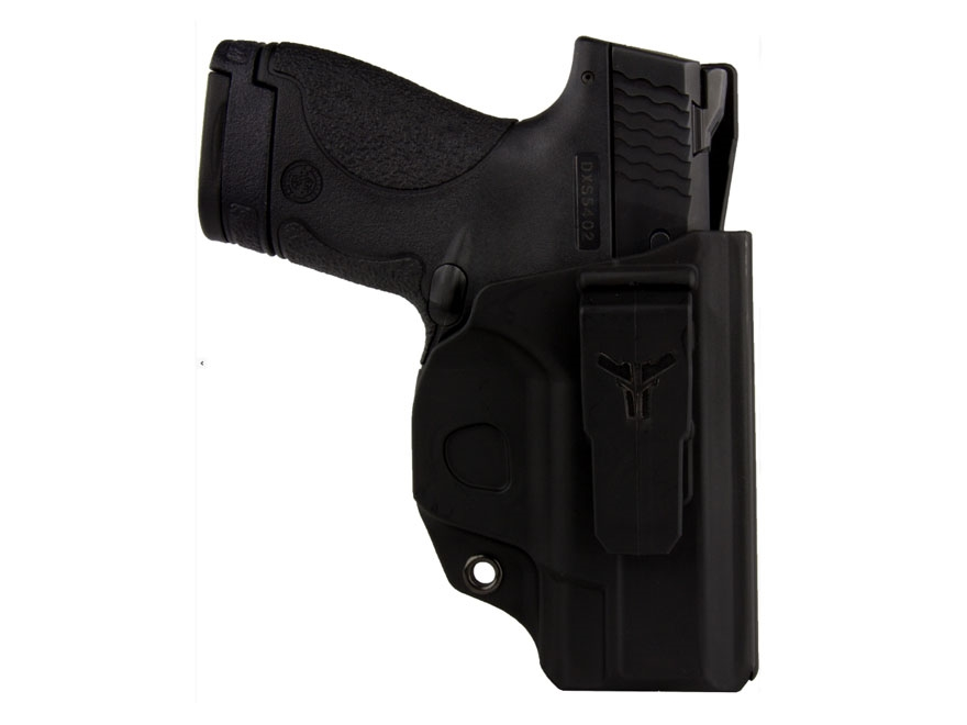 Blade-Tech Klipt Appendix Inside the Waistband Holster Right Hand S&W M&P Shield Polyme...