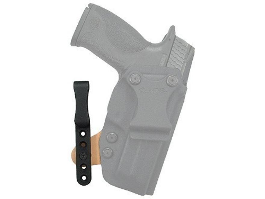 """Comp-Tac Infidel Holster CTAC Strut Right Hand 1.5"""" Polymer Black"""