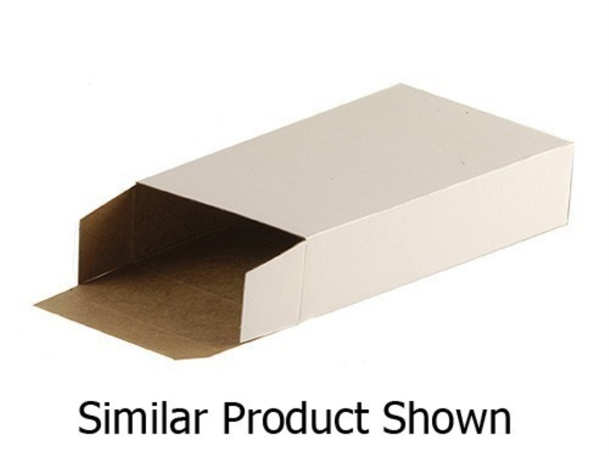 National Metallic Folding Cartons for Factory Style Ammo Box 38 Special, 357 Magnum Car...
