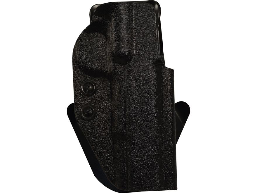 DeSantis DS Paddle Holster S&W M&P Shield 45 ACP Kydex Black