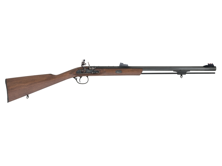"Traditions Deerhunter Muzzleloading Rifle 50 Caliber Flintlock 24""  Barrel"