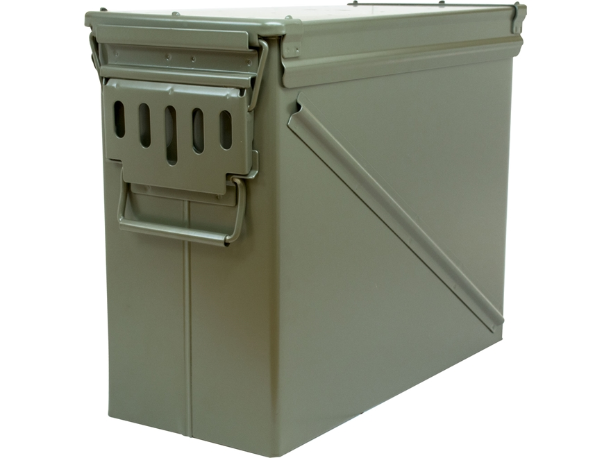 Mil-Spec Ammo Can 20mm