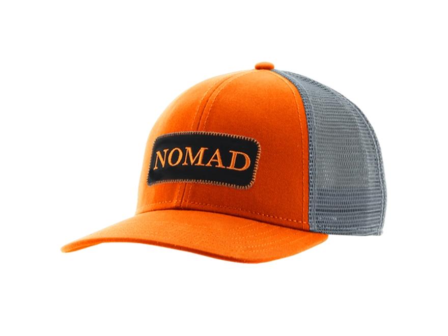 NOMAD Men's Trucker Patch Logo Cap Polyester