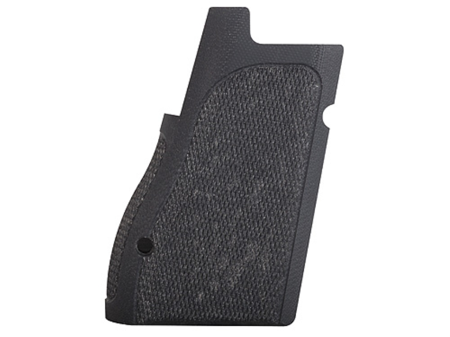 Hogue Extreme Series Grips Magnum Research Desert Eagle Checkered G-10 Black
