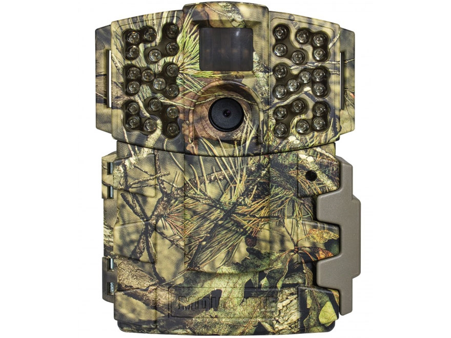 Moultrie M-999i Infrared Game Camera 20 MP with Viewing Screen Mossy Oak Break Up Count...