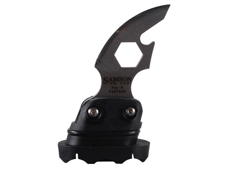 Samson Raptor Claw Grip Blade for A2 Pistol Grip Black