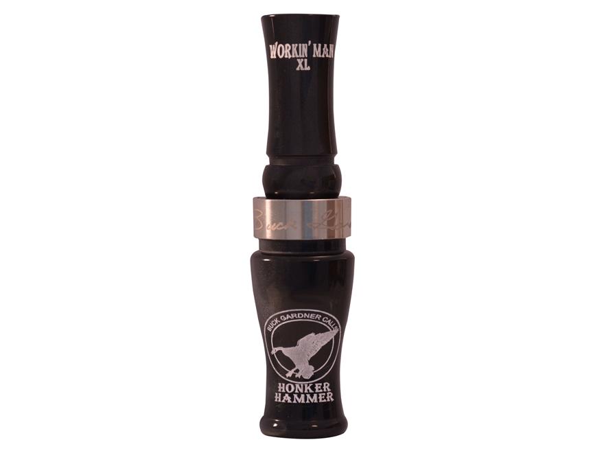 Buck Gardner Honker Hammer XL Acrylic Goose Call