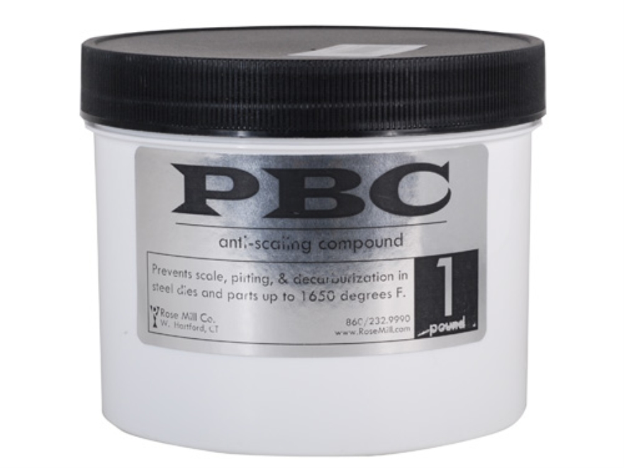 PBC Anti Scale Compound 1 lb