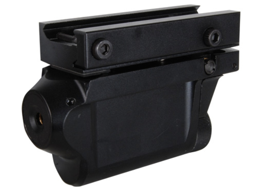 Sightmark AAT5G The Brick Green Laser Sight with Picatinny-Style Mount Matte