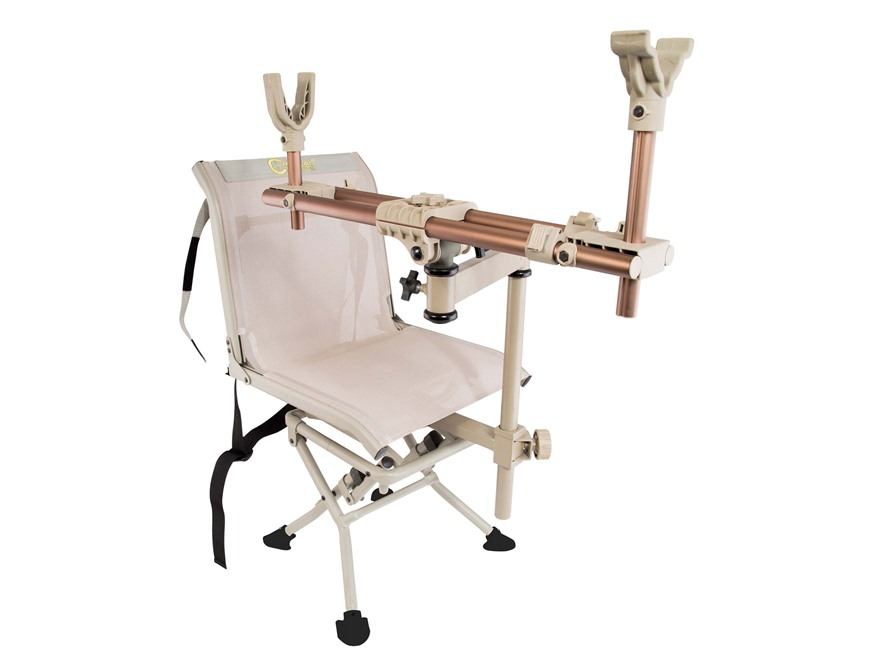 Caldwell DeadShot ChairPod Aluminum