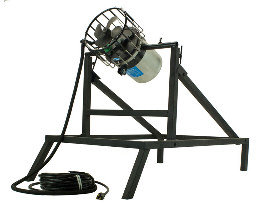 Higdon ICE Blaster 120 Volt 3/4 HP With 100' Cord and Large Stand