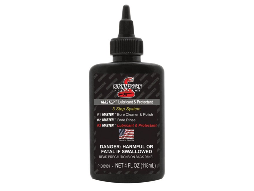 Bushmaster MASTER Bore Lubricant and Protectant 4 oz Liquid