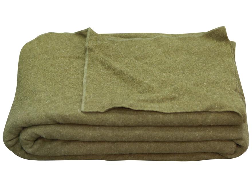 Military Surplus US Blanket Wool
