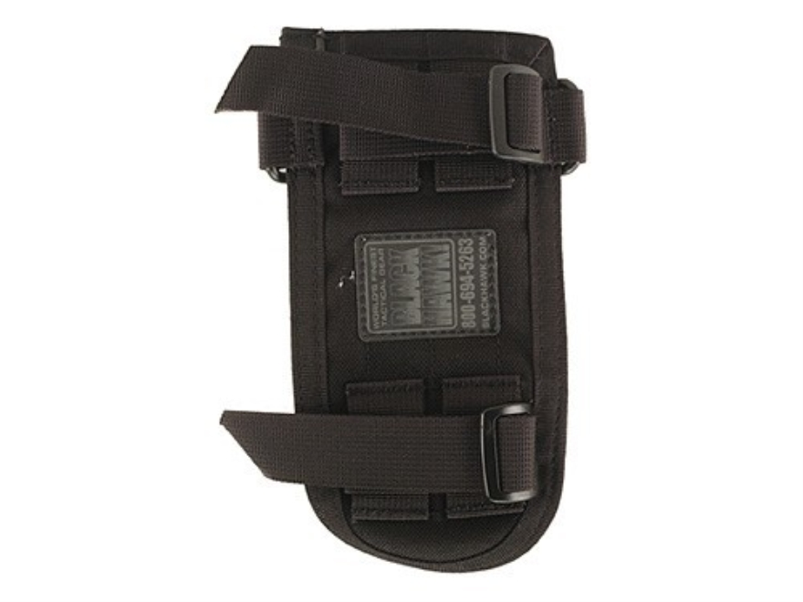 BLACKHAWK! Stock Magazine Pouch AR-15 M-4 Carbine Stock Nylon Black