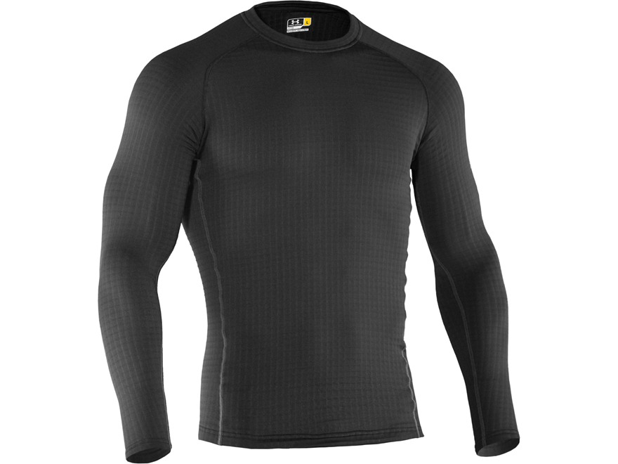 Under Armour Men's Base 4.0 Crew Base Layer Shirt