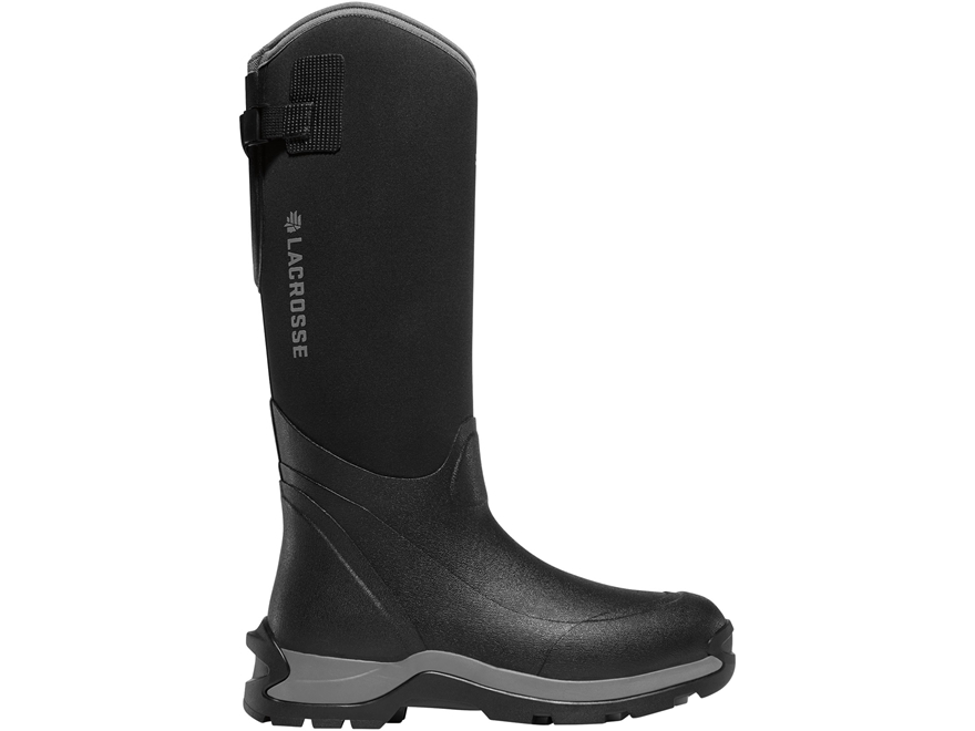 "LaCrosse Alpha Thermal 16"" Waterproof 7mm Insulated Non-Metallic Safety Toe Work Boots ..."