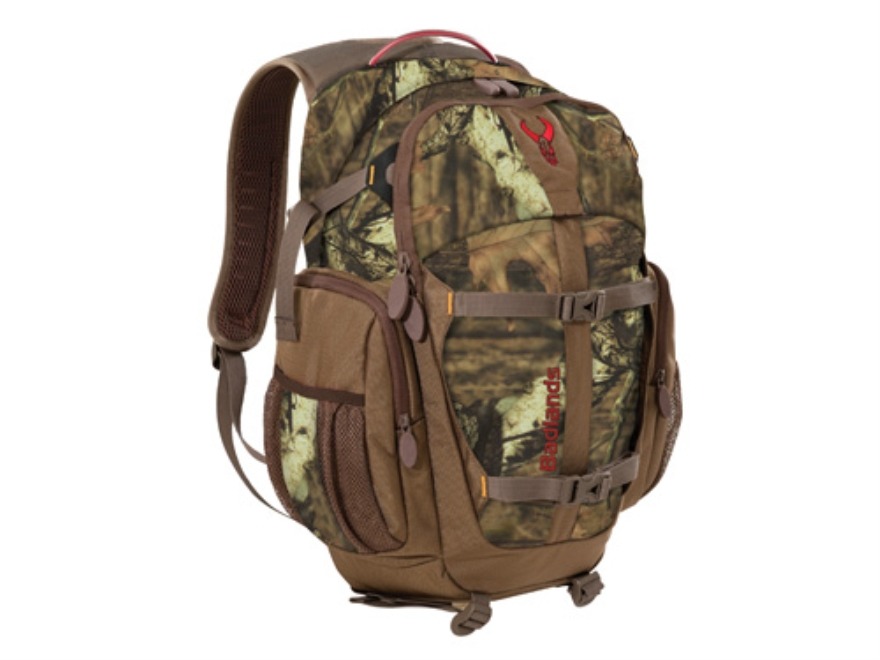 Badlands Pursuit Backpack Polyester Mossy Oak Break-Up Infinity Camo