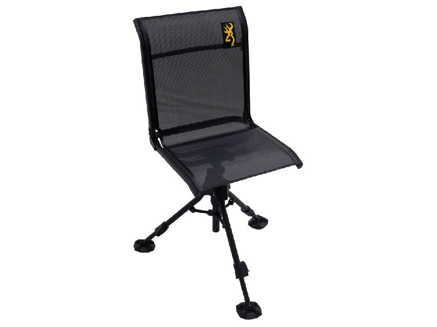 Browning Shadow Hunter X Swivel Ground Blind Chair Mpn