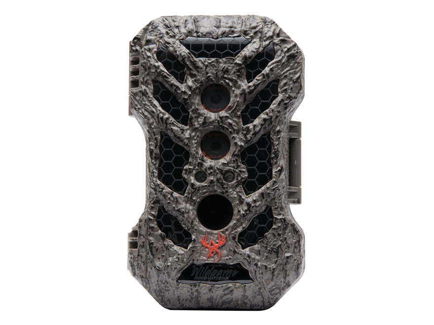 Wildgame Innovations Silent Crush Cam 20 Lightsout Black Flash Infrared Game Camera 20 ...