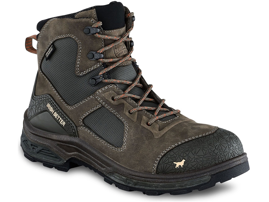 "Irish Setter Kasota 6"" Waterproof Work Boots Men's"