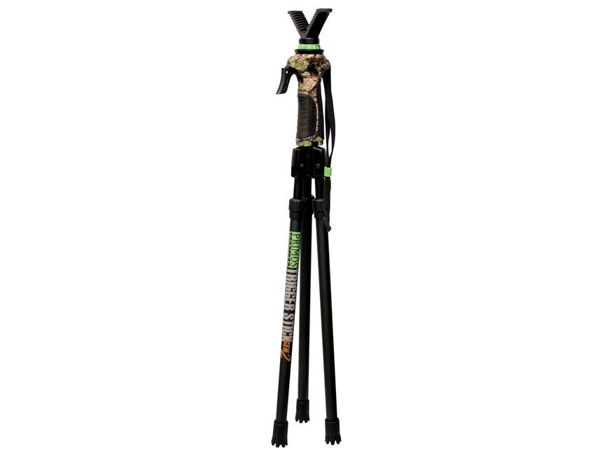 Primos Gen 2 Trigger Stick Short Tripod Ground Swat Camo