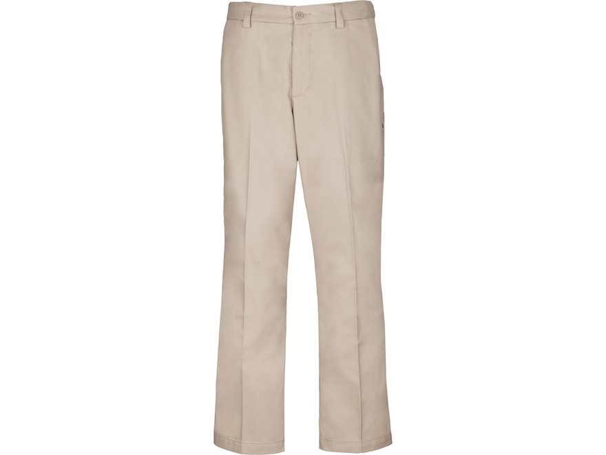 5.11 Men's Covert Khaki Tactical Pants 2.0 Polyester Cotton Blend