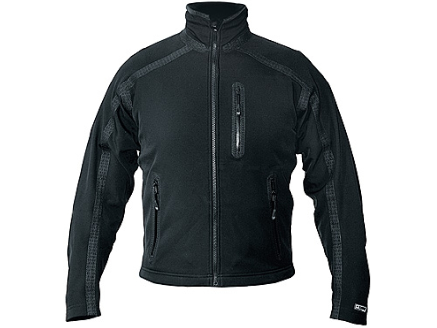 "BLACKHAWK! Warrior Wear Ops Jak Layer 2 Jacket Synthetic Blend Black Medium (38"" to 40"")"