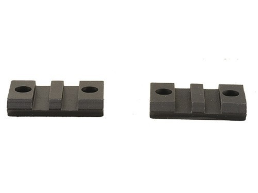 Burris 2-Piece Xtreme Tactical Scope Base Picatinny-Style Browning A-Bolt Reversible Front