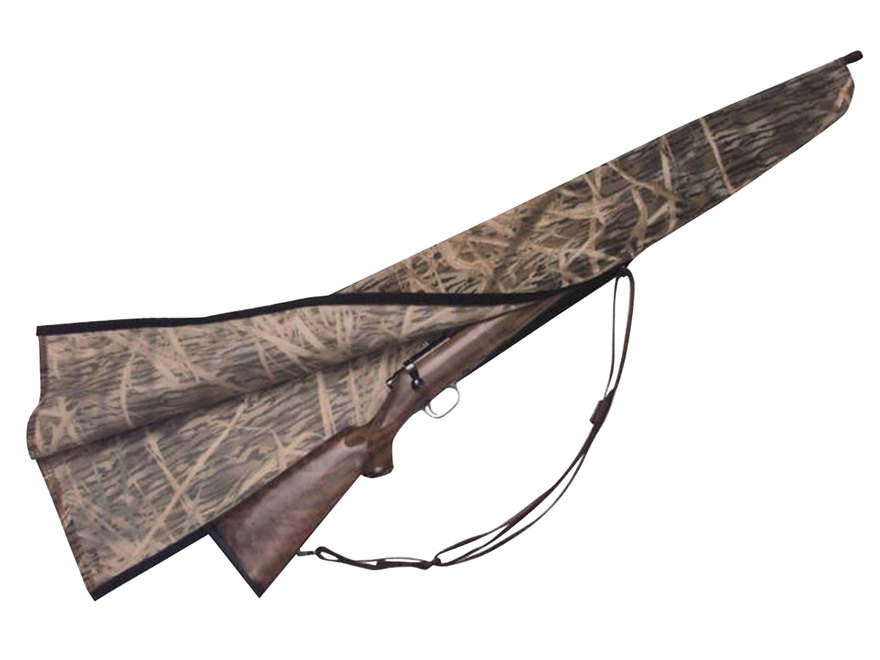 The Outdoor Connection TLC Gun Cover Nylon Mossy Oak Break-Up Camo 54""