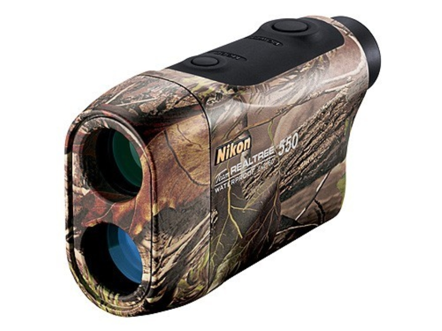 Nikon ProStaff 550 Laser Rangefinder 6x Team Realtree Camo