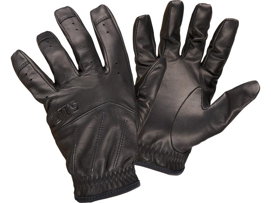 5.11 Praetorian 2 Gloves Goatskin and Thinsulate XL Black