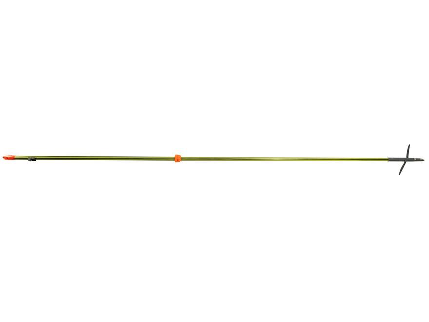 AMS Carbon Bowfishing Arrow with Mayhem Arrow Point