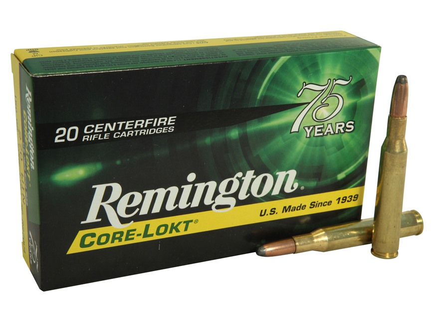 Remington Express Ammunition 270 Winchester 150 Grain Core-Lokt Soft Point Box of 20