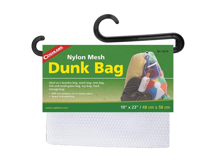 Coghlan's Dunk Bag Nylon Mesh White