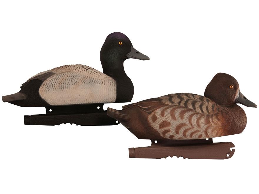 GHG Pro-Grade Blue Bill/Lesser Scaup Duck Decoy Pack of 6