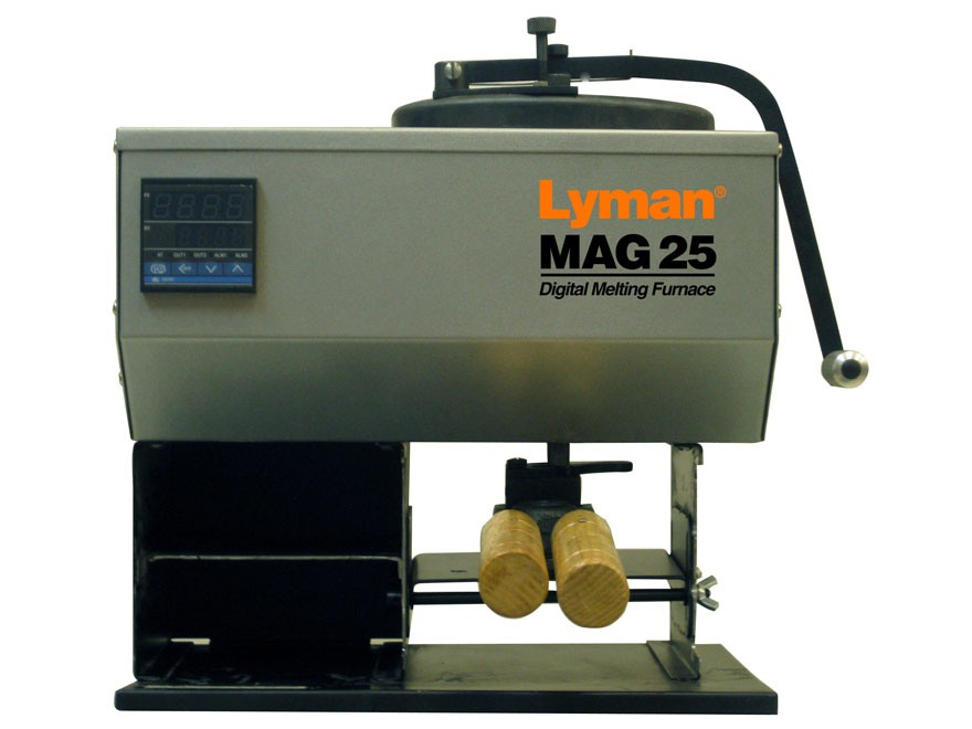 Lyman Mag 25 Digital Melting Furnace 220 Volt