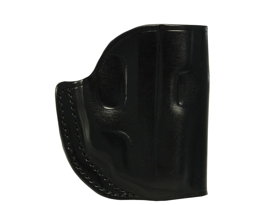 Galco Stinger Belt Holster Right Hand Ruger LC9 with Crimson Trace Laserguard Leather B...