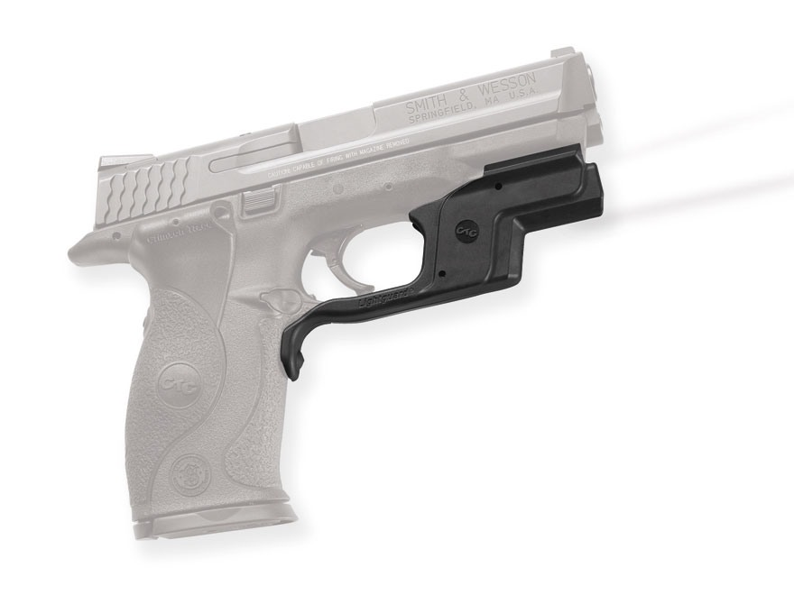 Crimson Trace Lightguard S&W M&P (Not Compact) Polymer Black