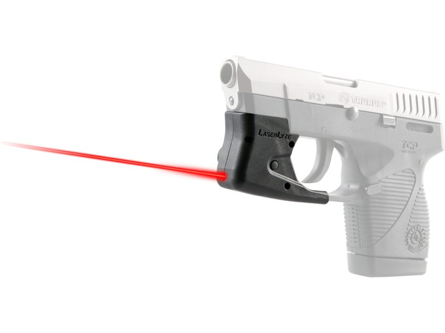 LaserLyte TGL Red Laser Sight Taurus TCP and Slim Matte