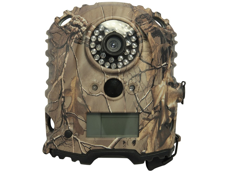 Wildgame Innovations Crush 8 Infrared Game Camera 8.0 Megapixel Realtree Xtra Camo