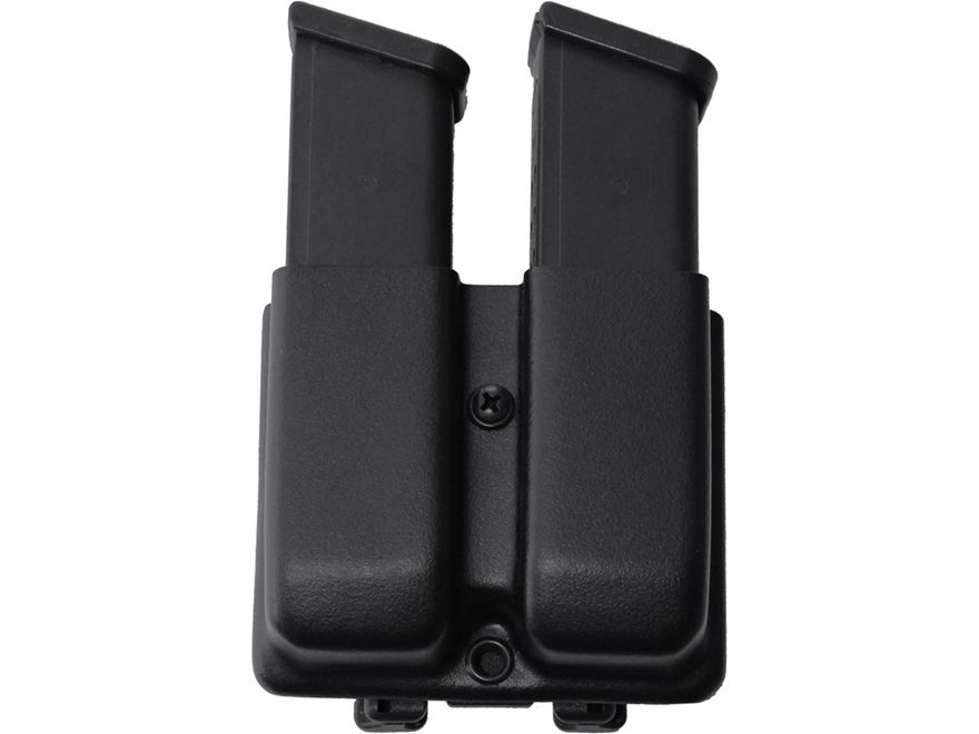 Blade-Tech Double Magazine Pouch Right Hand Double Stack Glock 9mm, 40 S&W Magazine Tek...